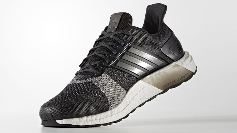 adidas Ultra Boost ST Black White