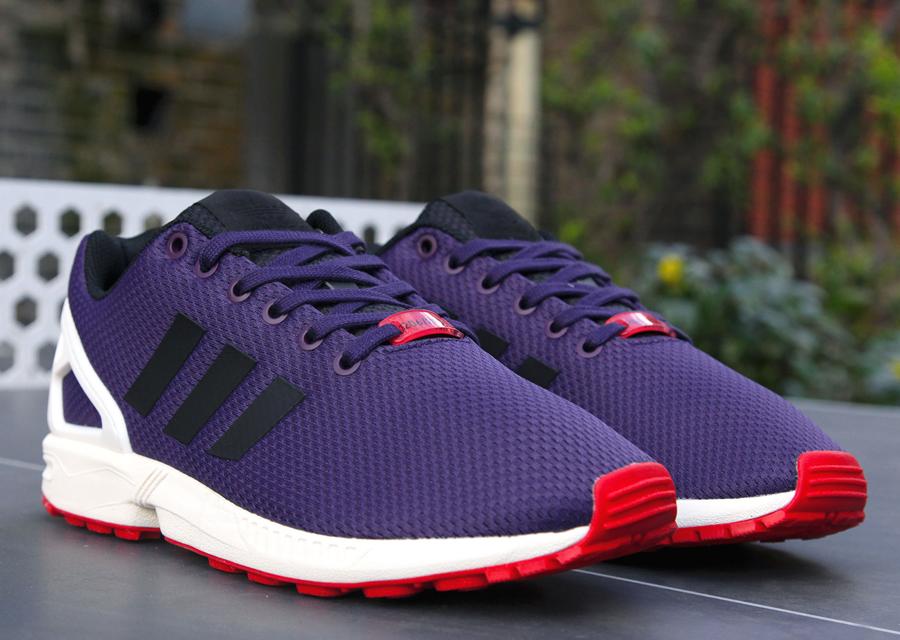 zx flux purple