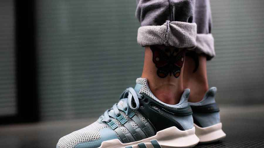 adidas EQT Support ADV Light Green   Where To Buy   BA7580   The ...