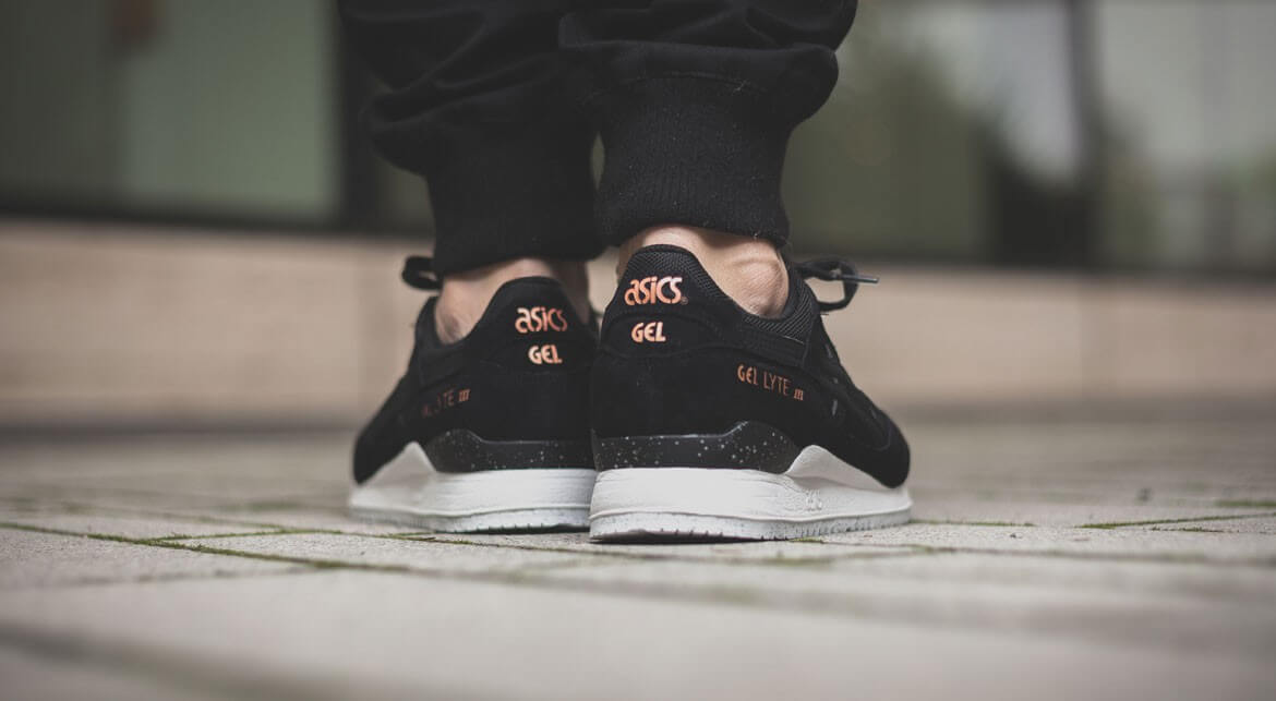 Repubblica Bambola racchetta  ASICS Gel Lyte III Rose Gold Pack Black - Where To Buy - undefined | The  Sole Supplier