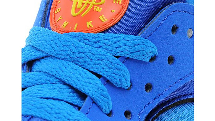 Nike Air Huarache Junior Royal Blue | Where To Buy | undefined ...