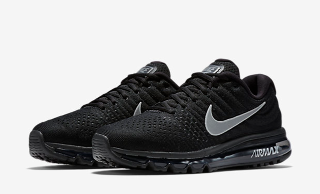 Nike Air Max 2017 Black   Where To Buy