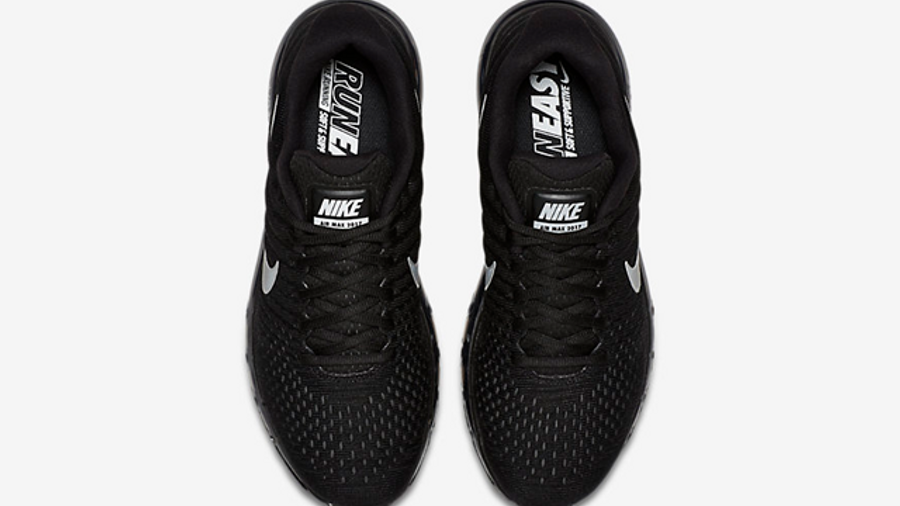 Nike Air Max 2017 Black   Where To Buy   849559-001   The Sole ...