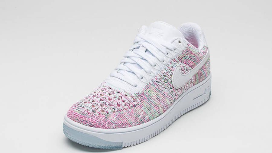 Nike Air Force 1 Flyknit Low Radiant Emerald | Where To Buy ...