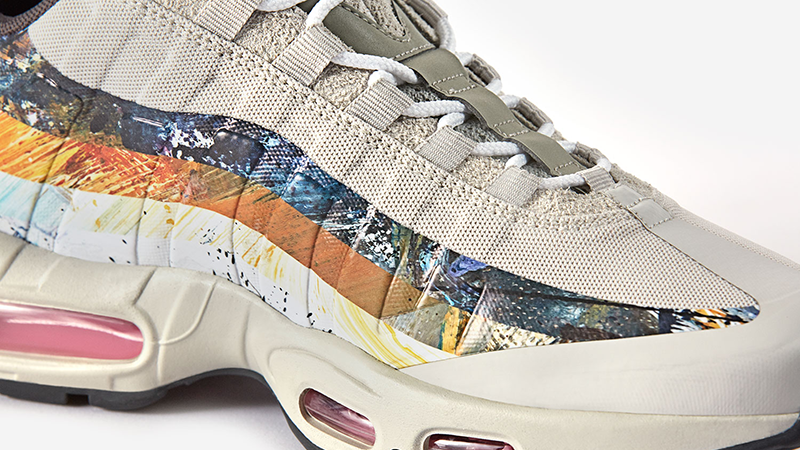 size? x Dave White x Nike Air Max 95 DW The Drop Date