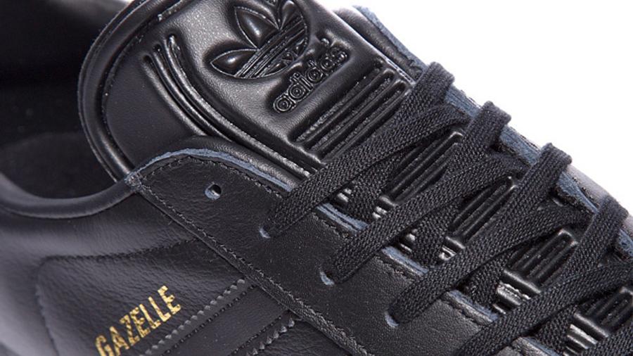 adidas Gazelle Triple Black | Where To Buy | 101755 | The Sole ...