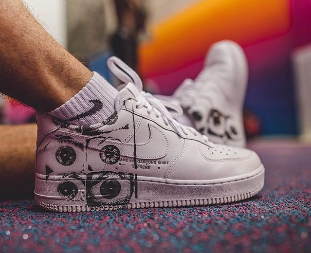 nike air crazy force 1