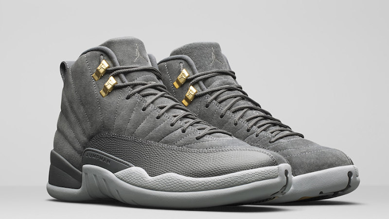Jordan 12 Dark Grey   Where To Buy