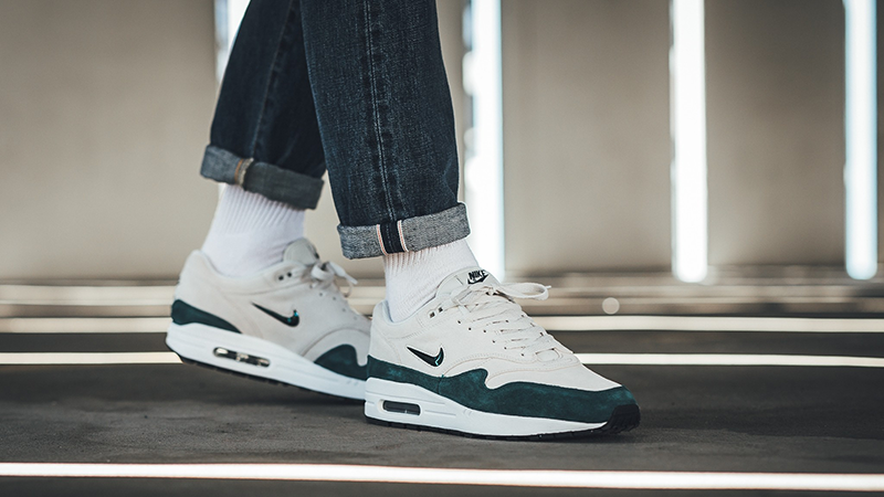 Nike Air Max 1 Jewel Atomic Teal Where To Buy 918354 003