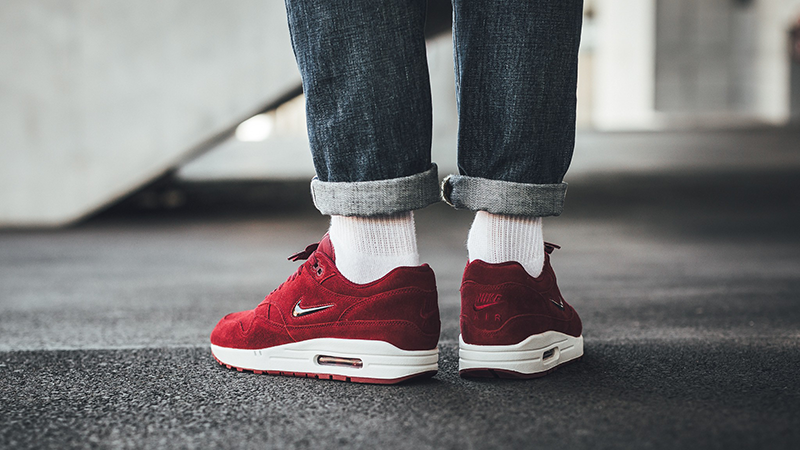 Nike Air Max 1 Jewel Red | Where To Buy