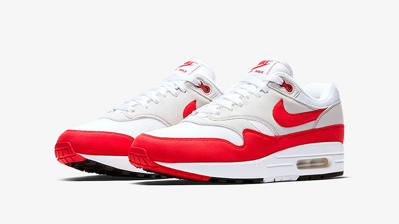 Nike Air Max 1 OG Red - Where To Buy