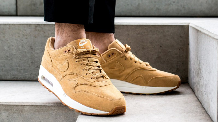 Nike Air Max 1 Premium Flax Pack   Where To Buy   875844-203   The ...
