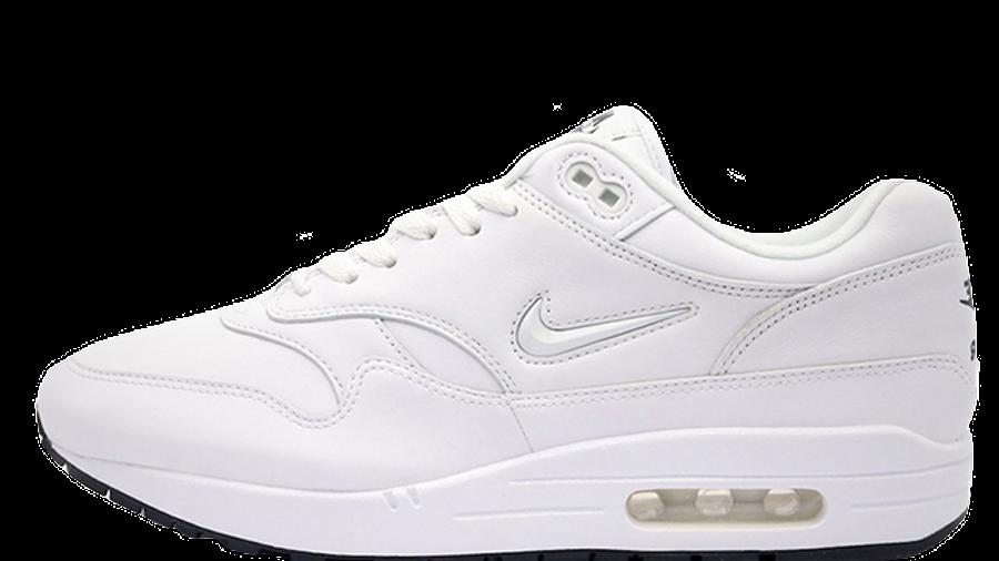 Nike Air Max 1 Jewel White | Where To