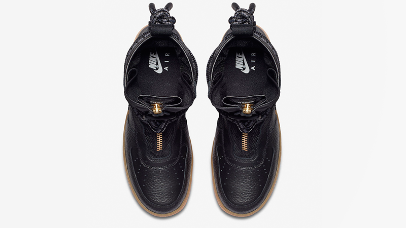 sf air force 1 asphaltgold black