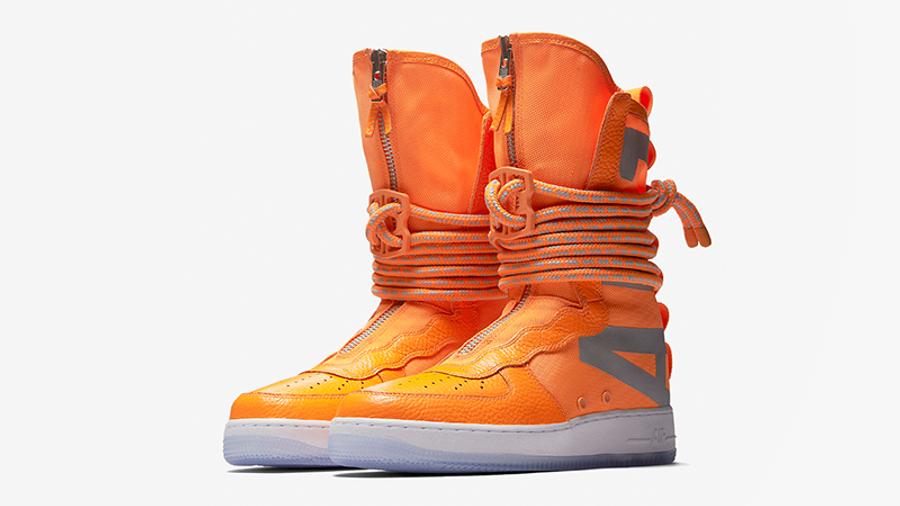 Nike SF Air Force 1 Hi Boot Total