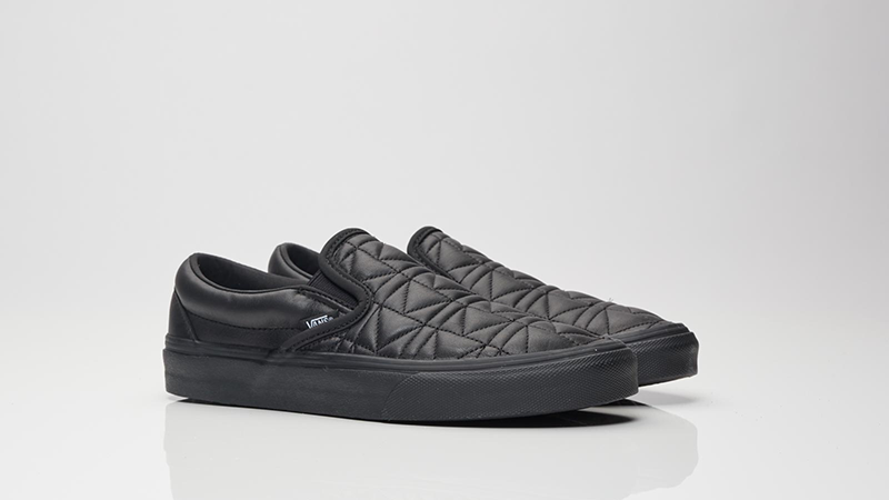 Lagerfeld Black Karl X Ua Vans Slip On Classic EH9IWD2