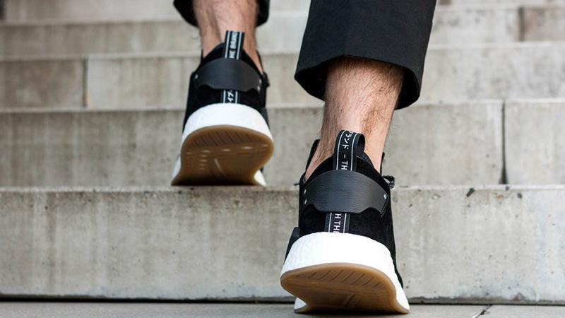adidas NMD CS2 Suede Black | Where To