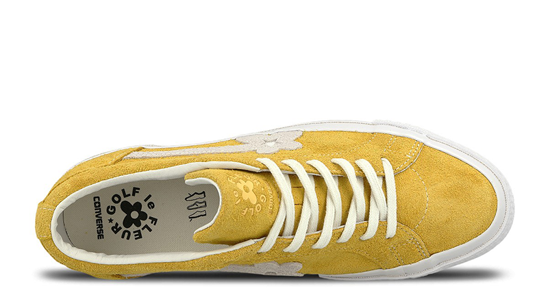 Converse X Golf Le Fleur One Star Yellow Where To Buy 160323c The Sole Supplier