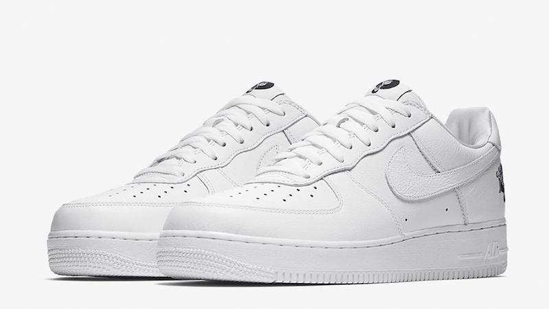 Nike Air Force 1 07 Rocafella