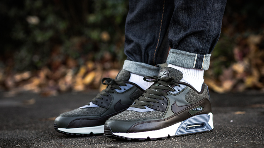 Nike Air Max 90 PRM Wool Sequoia   Where To Buy   700155-300   The ...