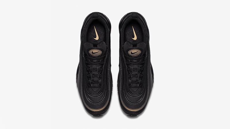Nike Air Max 97 Black Gold