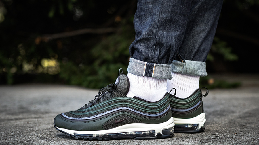 Nike Air Max 97 PRM Wool Sequoia | Where To Buy | 312834-300 | The ...