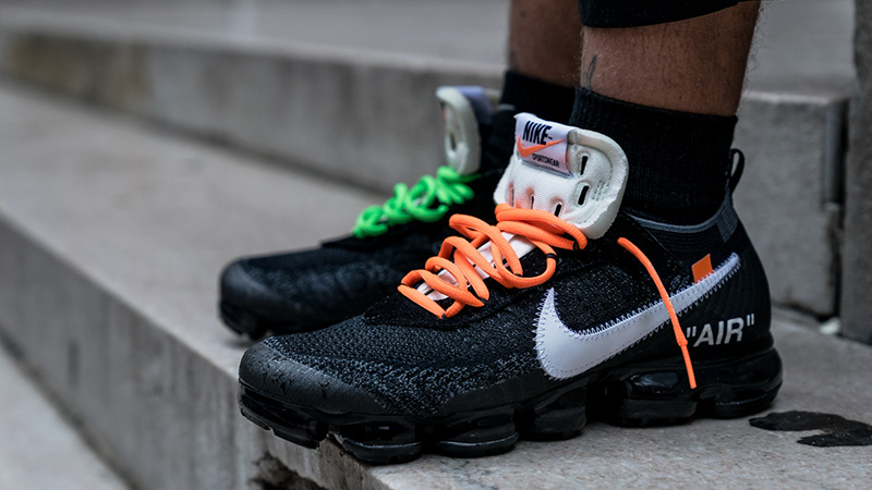 Circo deslealtad Honorable  Off-White x Nike Air Vapormax | Where To Buy | AA3831-001 | The Sole  Supplier