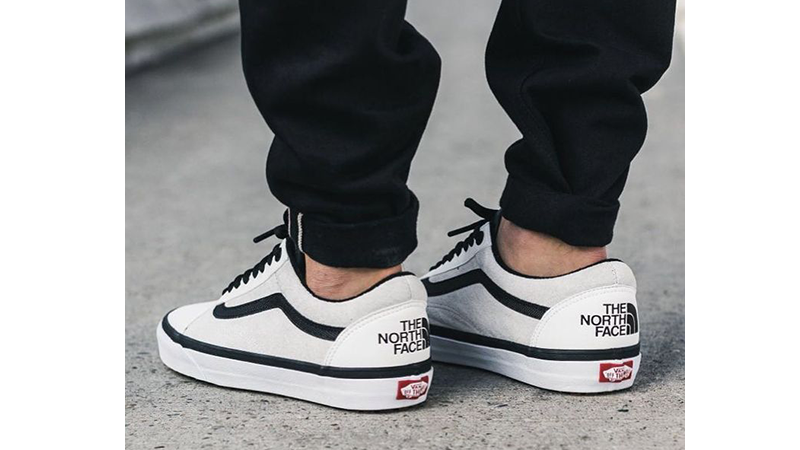 north face vans