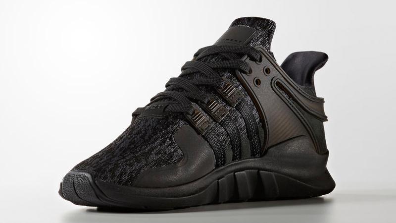 adidas eqt support adv black