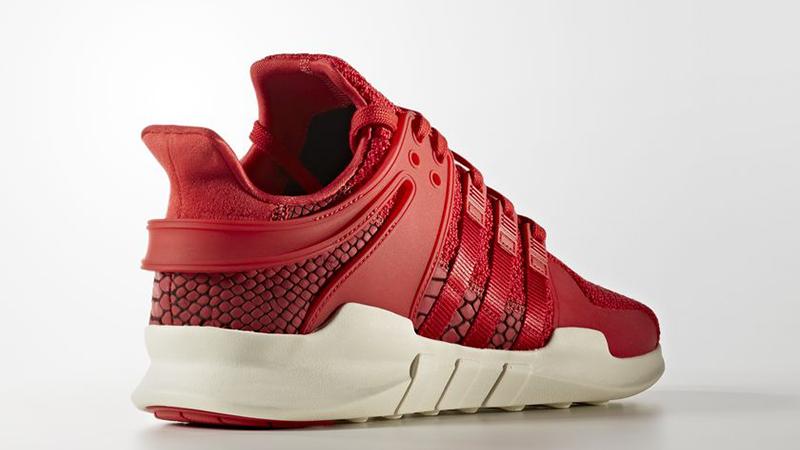 adidas eqt support adv scarlet