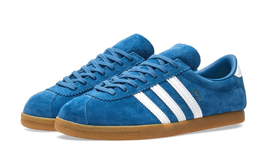 Temeridad nada Clan  adidas Koln Blue White | Where To Buy | BY9804 | The Sole Supplier