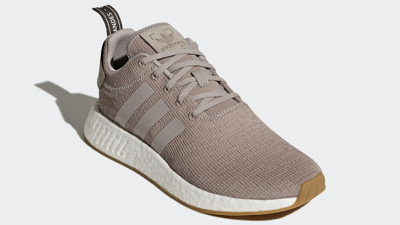 adidas nmd r2 clear brown on fwet