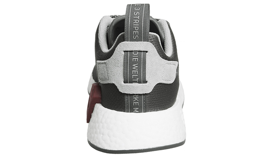adidas NMD R2 Grey Maroon Offspring Exclusive   Where To Buy   TBC ...