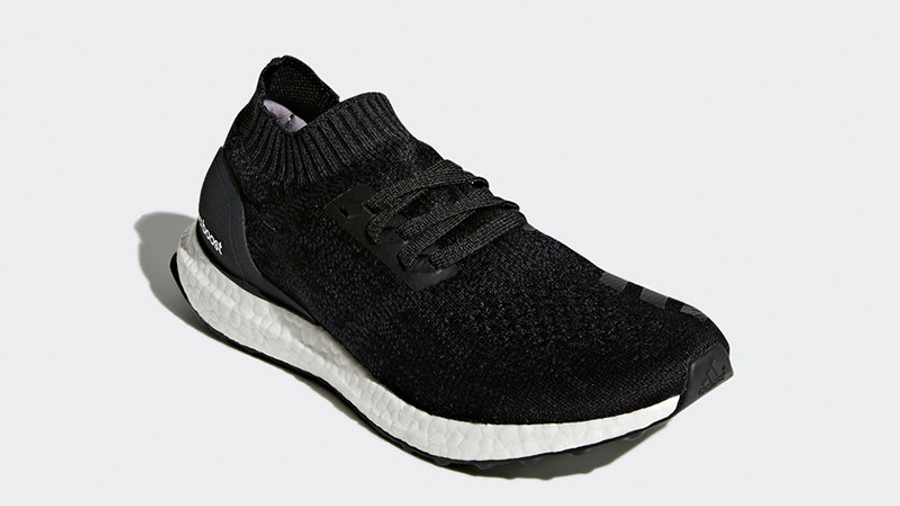 adidas Ultra Boost Uncaged Carbon Black