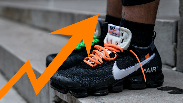 Resell Guide For The Off White x Nike Collection: Here's How
