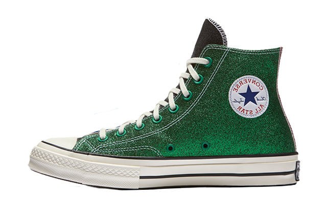 Converse x JW Anderson Chuck Taylor All Star 70 Green Blue 160804C