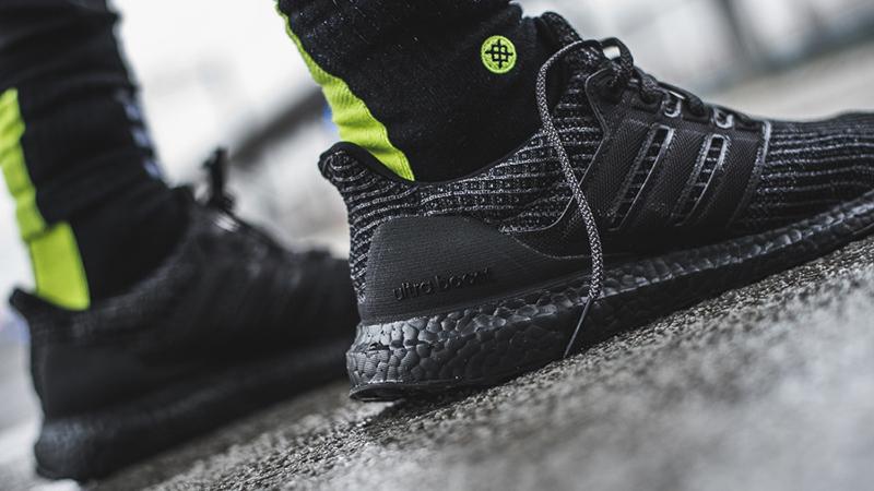adidas Ultra Boost 4.0 Triple Black Bb6171 |