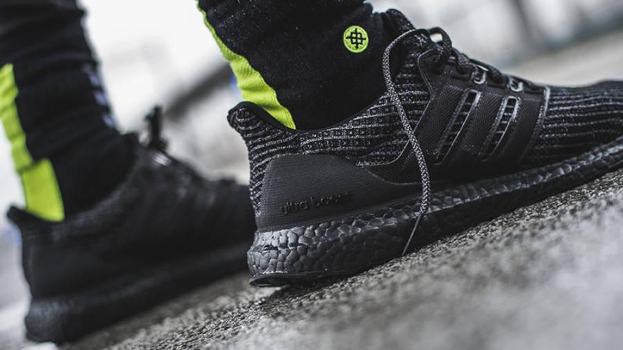 adidas Ultra Boost 4.0 Triple Black