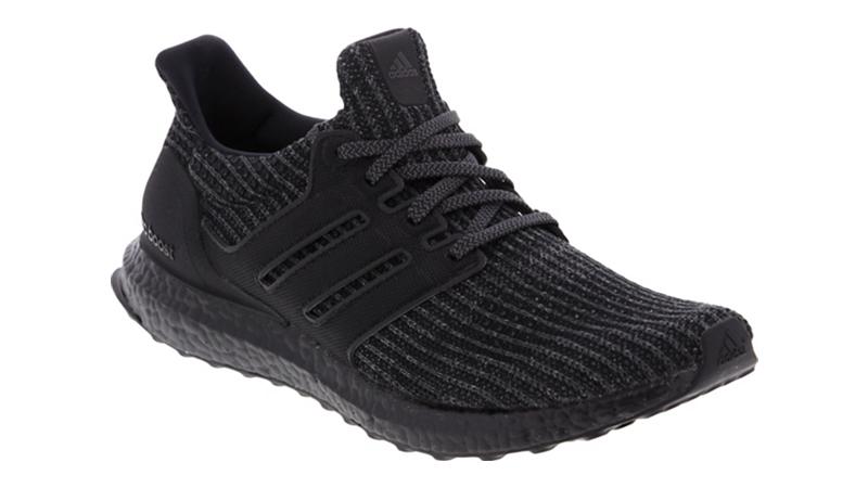 ultra boost black triple