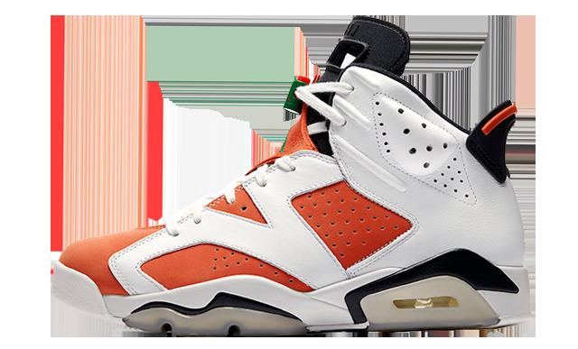 Jordan 6 Gatorade 384664-145