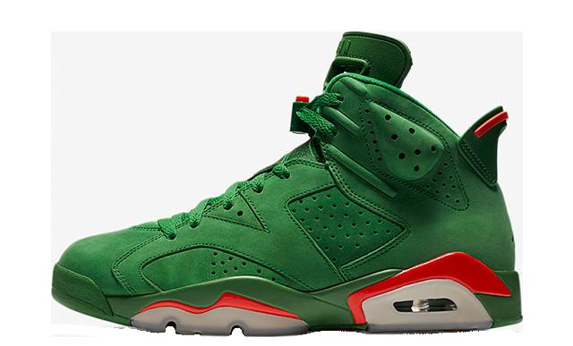 Jordan 6 Gatorade Green AJ5986-335