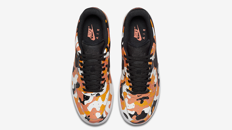 Nike Air Force 1 07 LV8 Country Camo Pack Orange