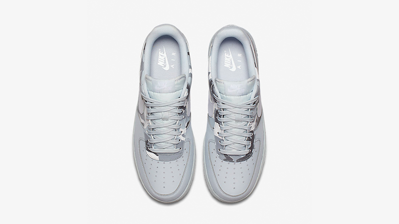 Nike Air Force 1 07 LV8 Country Camo Pack White