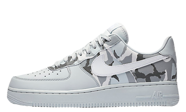 Nike Air Force 1 07 LV8 Country Camo Pack White Where To