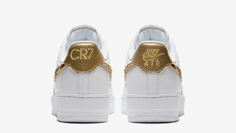 Nike Air Force 1 CR7 Golden Patchwork AQ0666-100 01