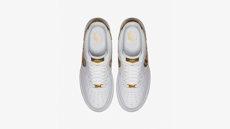 Nike Air Force 1 CR7 Golden Patchwork AQ0666-100 02