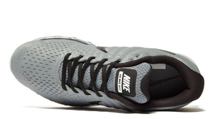 Nike Air Max 2017 Grey Black JD