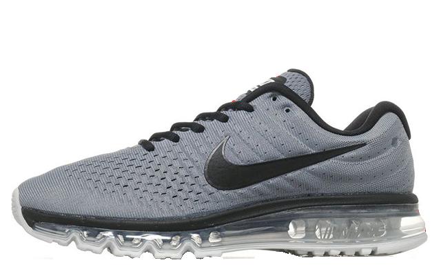 Nike Air Max 2017 Grey Black JD Exclusive