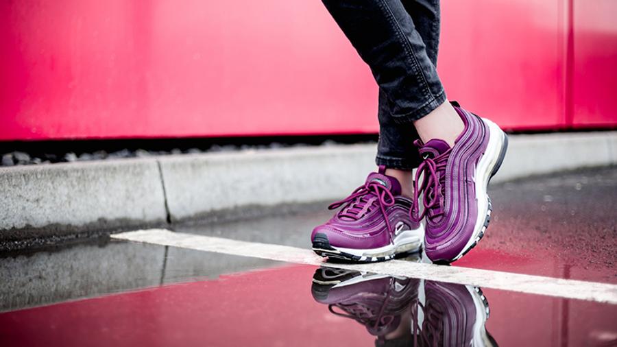 Nike Air Max 97 Premium Bordeaux | Where To Buy | 917646-601 | The ...