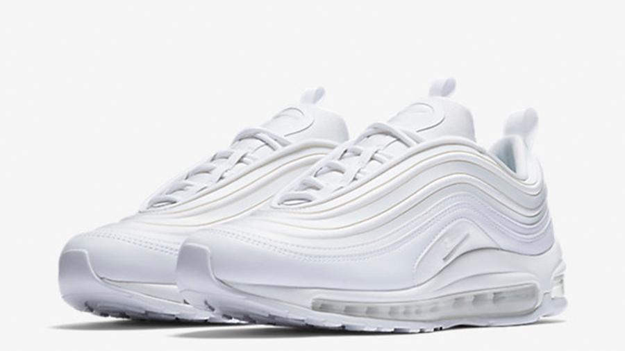 Nike Air Max 97 Ultra 17 White Womens